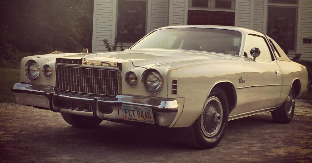 12.18.15 - 1976 Chrysler Cordoba