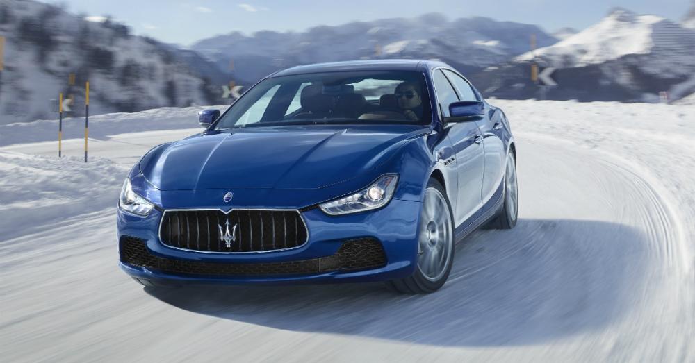 05.21.16 - 2016 Maserati Ghibli