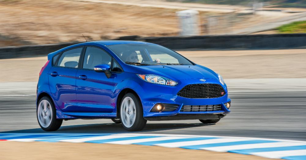 07.16.16 - 2016 Ford Fiesta ST