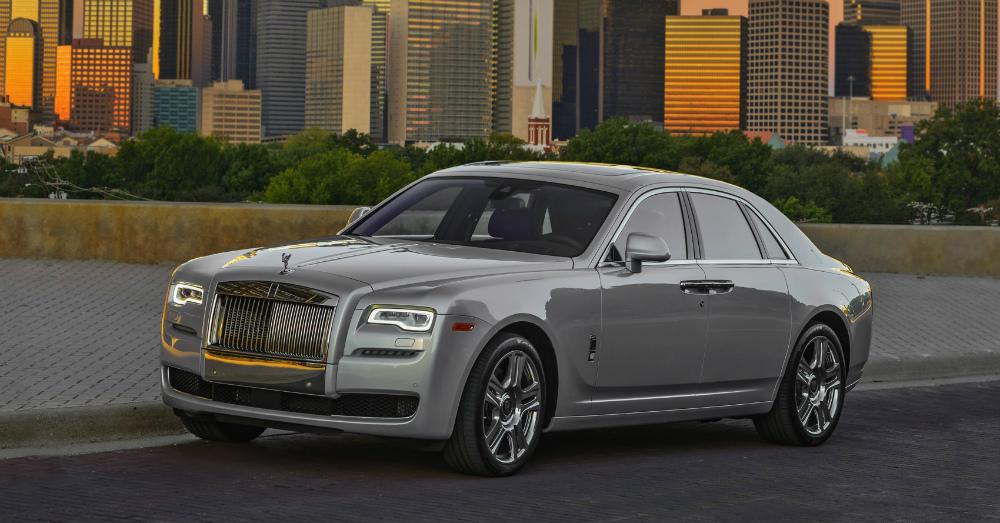10.04.16 - 2015 Rolls-Royce Ghost Series II