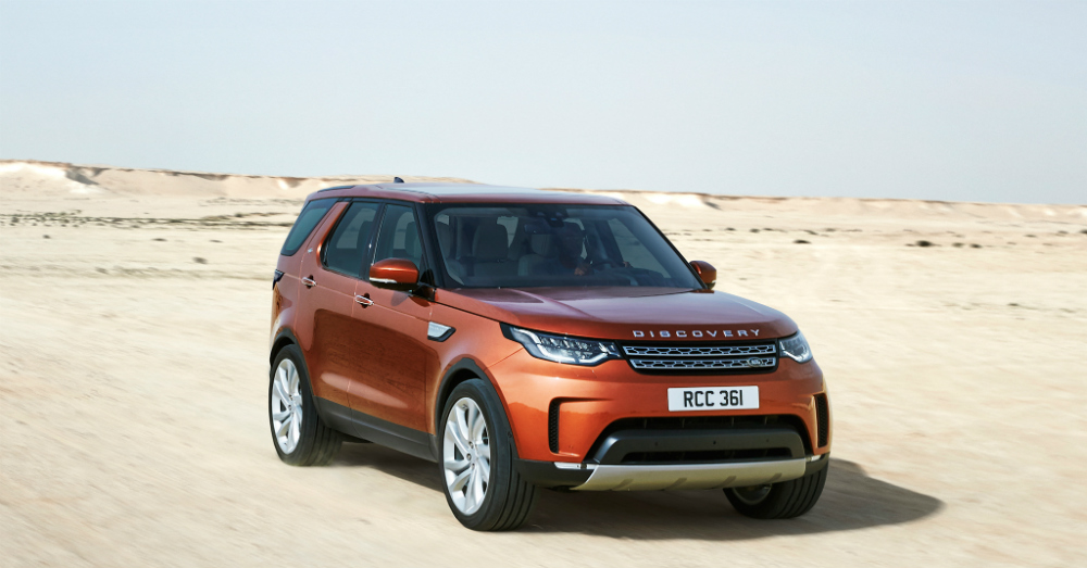 11.10.16 - 2017 Land Rover Discovery