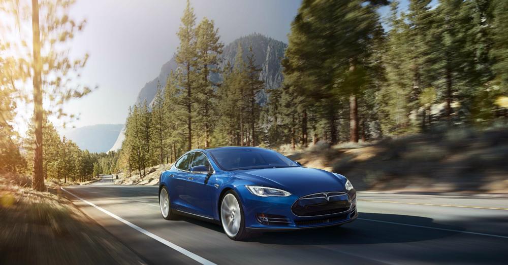 11.28.16 - Tesla Model S P100D