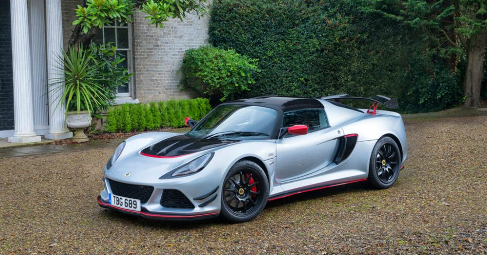 12.07.16 - Lotus Exige Sport 380