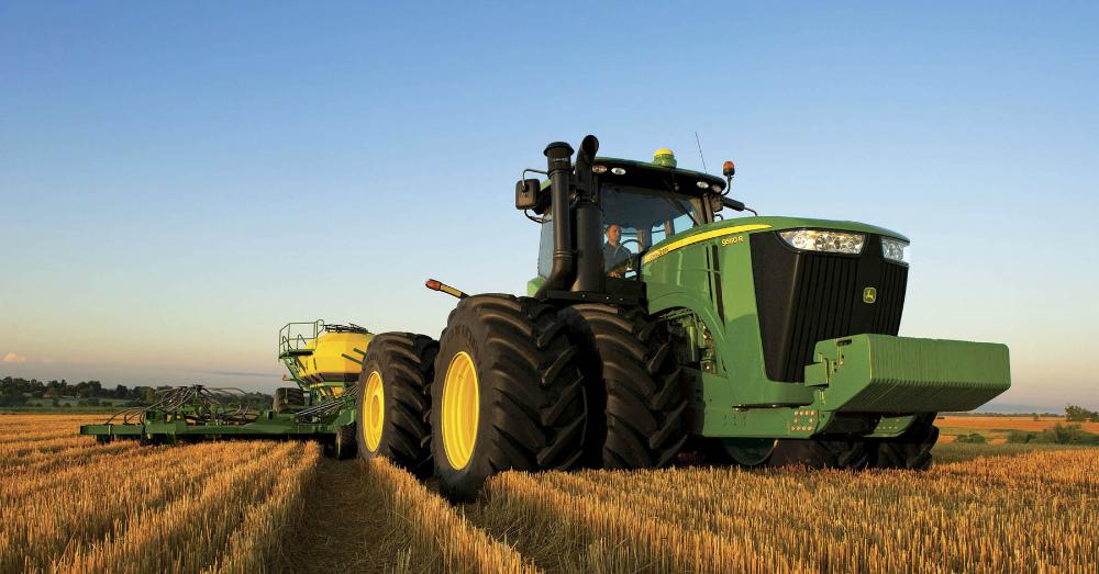 03.13.17 - John Deere Tractor