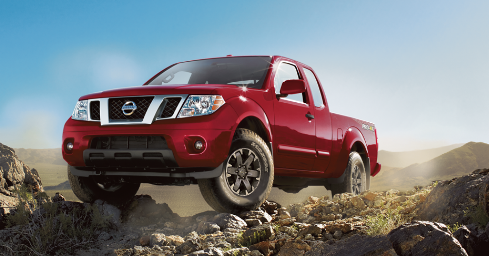2019 Nissan Frontier Check Out this Midsize Truck