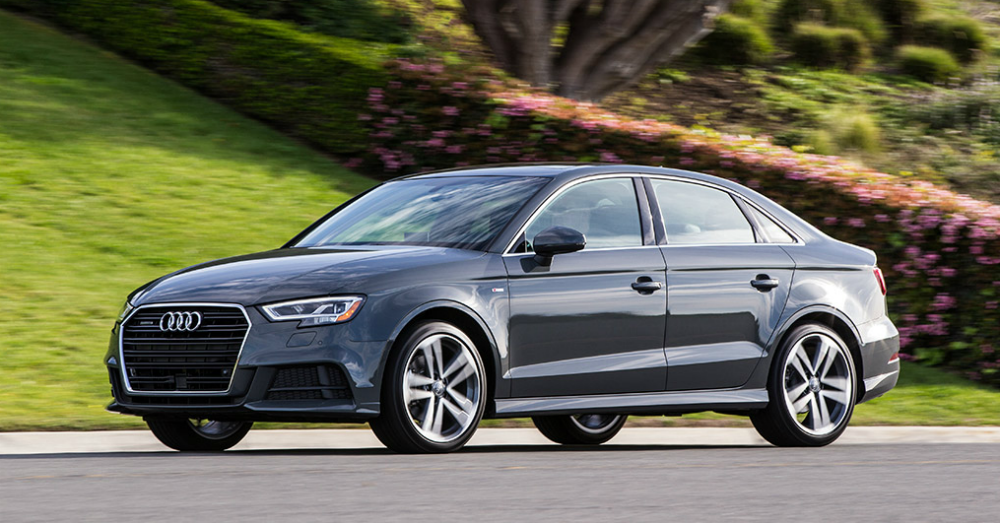 Feel the Allure of the Audi A3