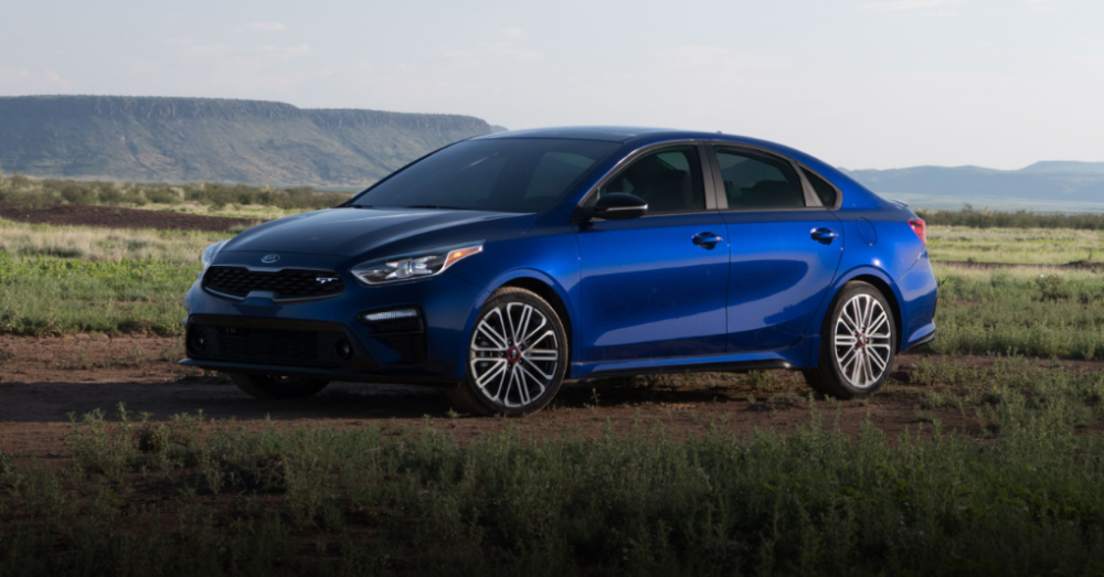 The Kia Forte is a Small Car with a Lot to Offer