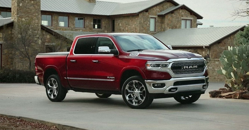 Ram Trucks - The Power You want from Ram