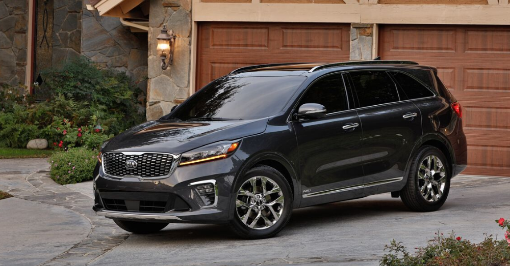 Active Driving Made Better in the 2020 Kia Sorento