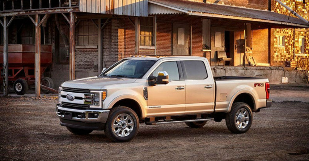 Powerful Ford Models are at Your Local Truck Headquarters