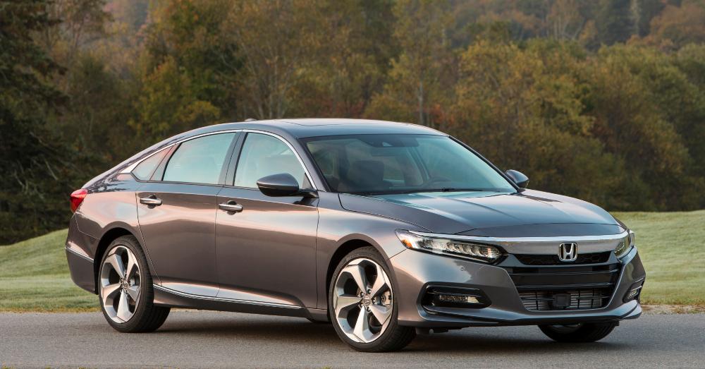 2020 Honda Accord - 5 Reasons To Love