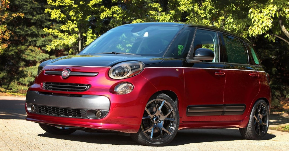 2020 Fiat 500L: A Large and Useful Fiat