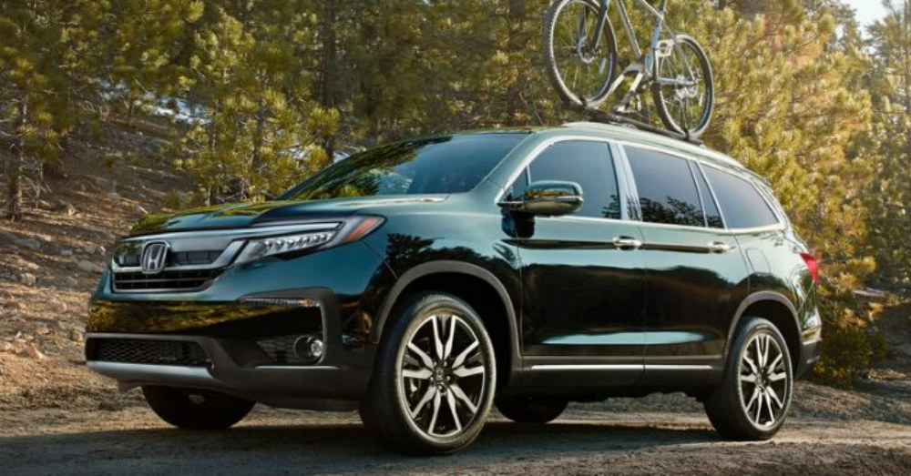 2020 Honda- Your Honda Dealer Gives You Great Options