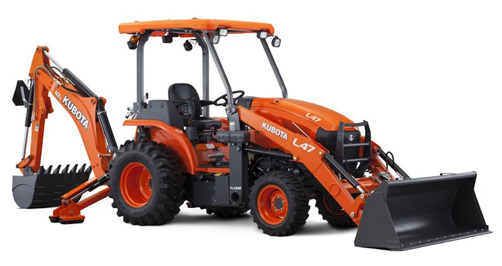 Kubota Equipment