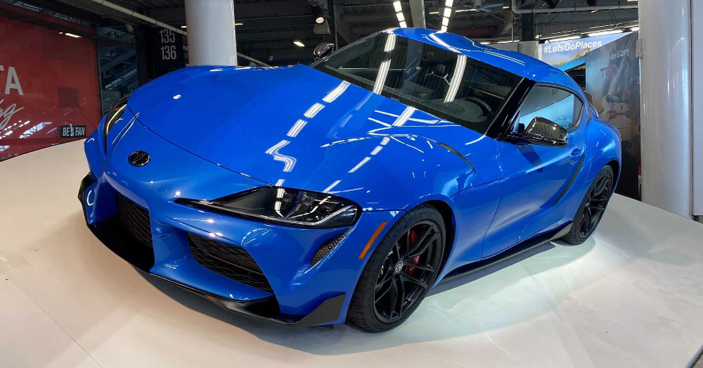 Updates to the Toyota Supra are Coming