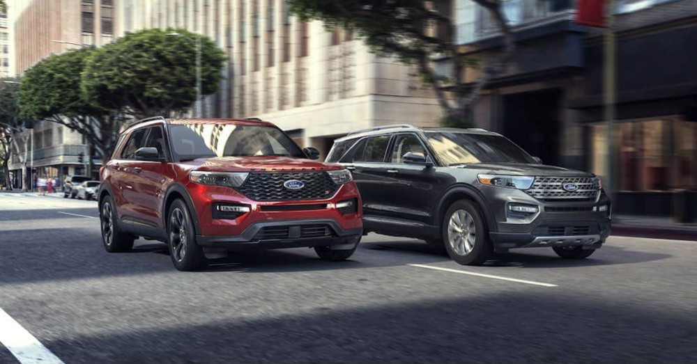 2020 Ford Models - Your Ford Dealer is Ready for You