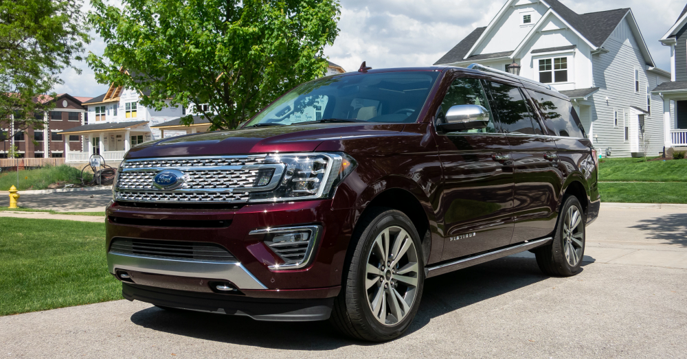 Big Power and Quality in the Ford Expedition