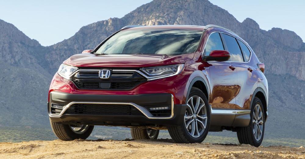 Let the Honda CR-V be the Right SUV