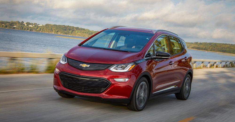 Push the Boundaries in the Chevrolet Bolt EV