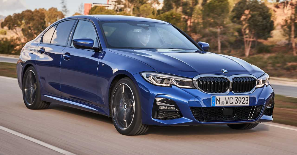 2019 BMW 3 Series: New Model, Same Great Drive