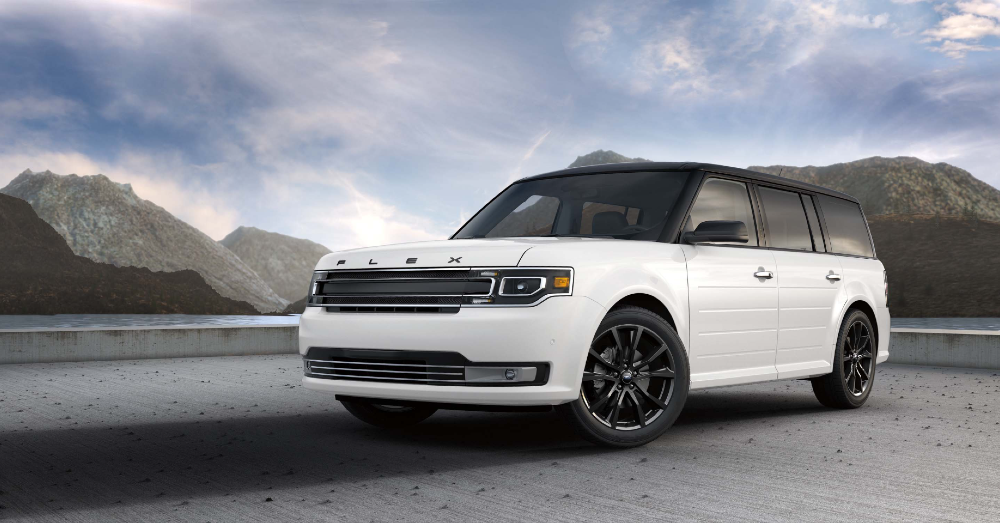 2019 Ford Flex: Creating its Own Class