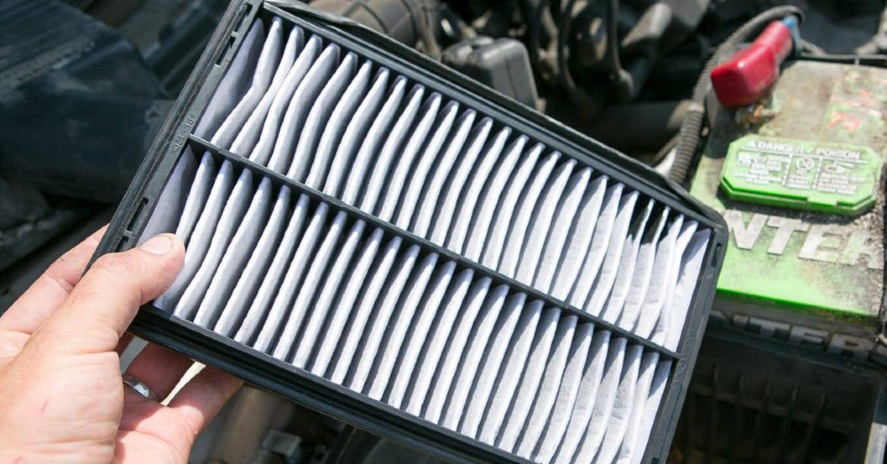Do you really need a new Air Filter at 5000 miles?