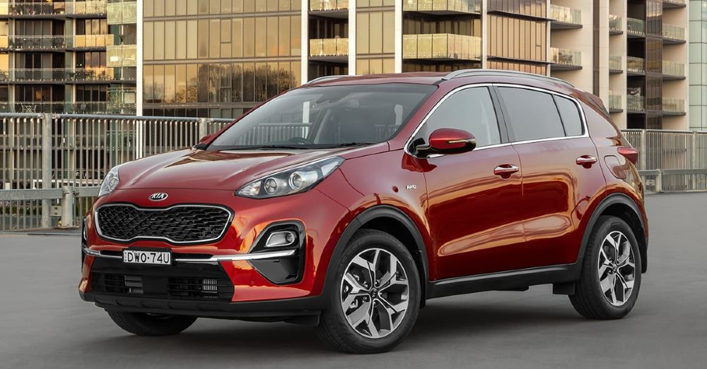 Excellent Driving in the Kia Sportage for 2019