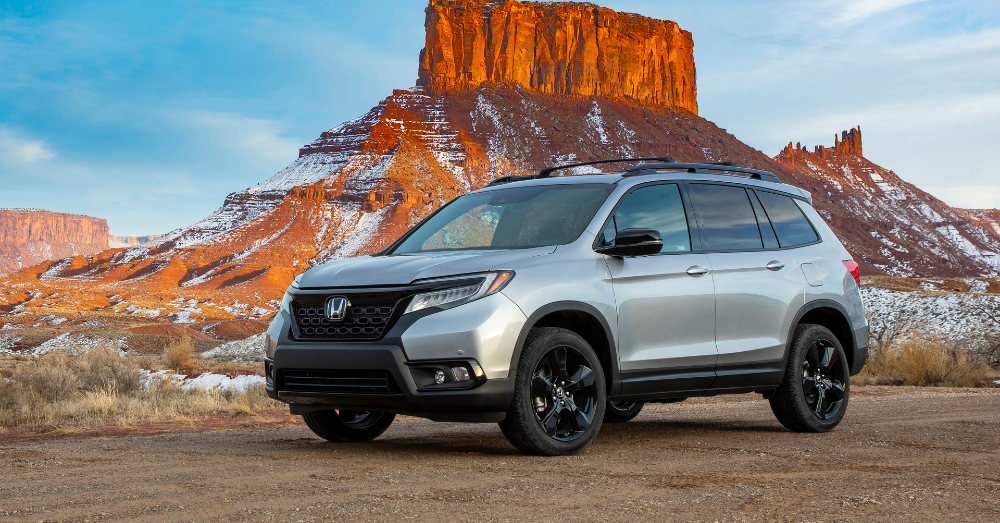 The Honda Passport is Safe for You