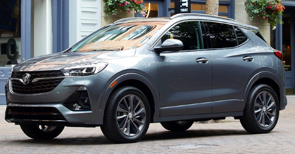 2020 Buick Encore: Getting Basic and Making Room
