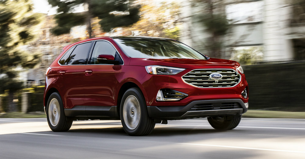 2020 Ford Edge is Safer than Ever Before