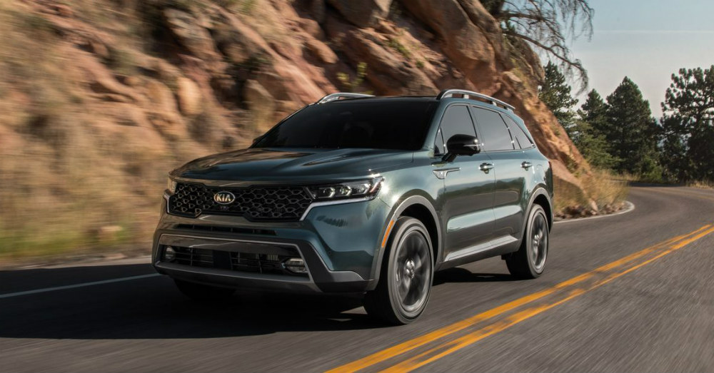 2021 Kia Sorento Gives You More for the New Year