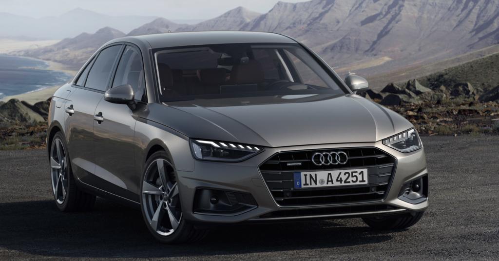 2019 Audi A4: The Liveliest Sedan