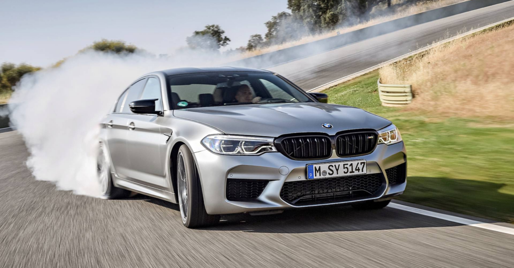 There's Something Different About the BMW M5