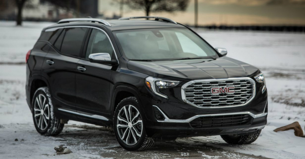 2020 GMC Terrain - Get in and Enjoy this SUV Today
