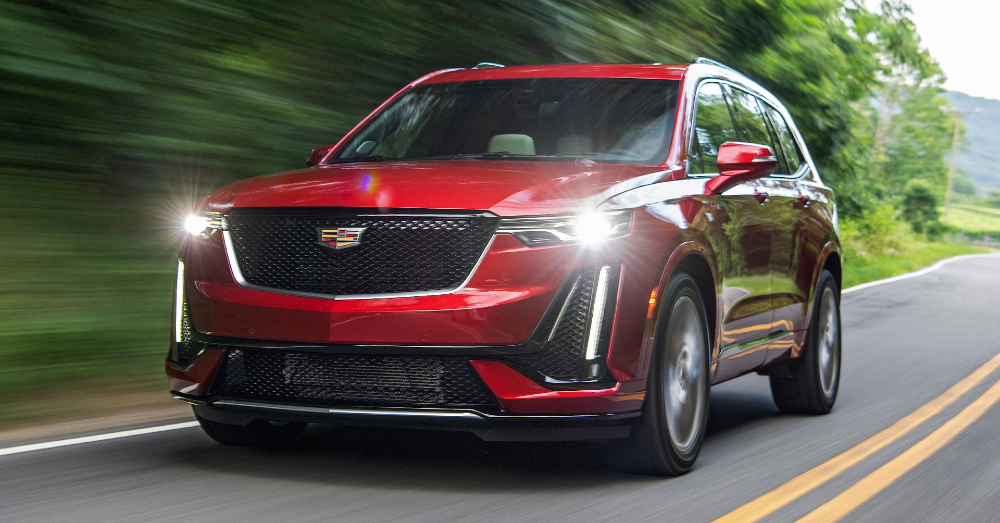 Cadillac XT6: A New Cadillac Crossover Arrives