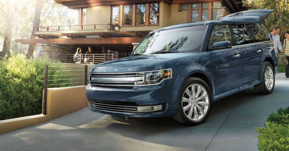 Ford Flex SUV is a Unique Alternative to SUV Driving