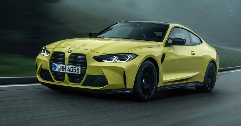 Increase Your Driving Fun with the BMW M4