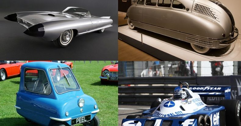 Some of the Strangest Cars Ever Built