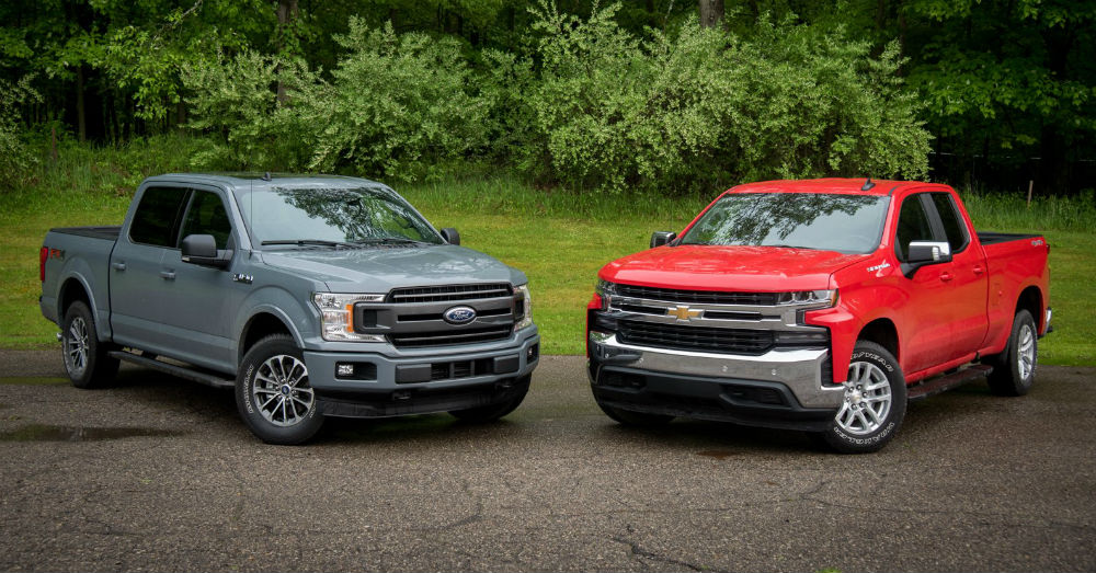 Used Truck Models - Chevy Silverado vs Ford F-150