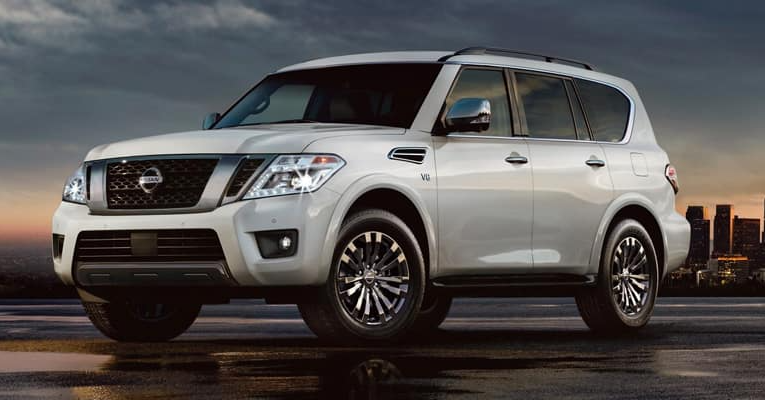 The Nissan Armada Shows you how Bulky can be Beautiful