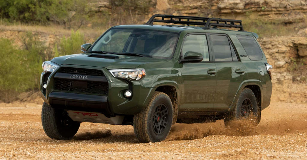 The Toyota 4Runner Will Have You Thinking