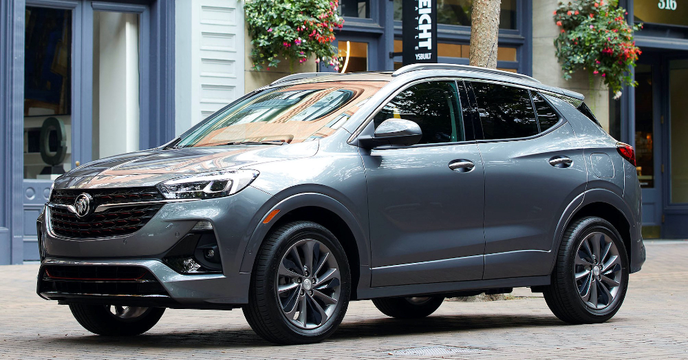 2021 Buick Encore: The Classic Build Continues to Shine
