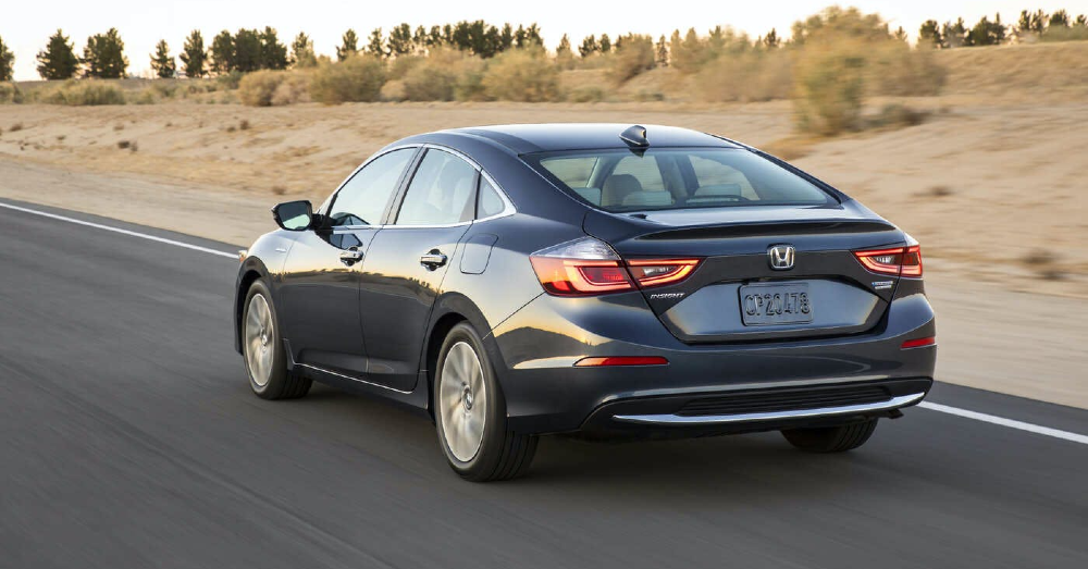2021 Honda Insight: Supreme Regular Driving