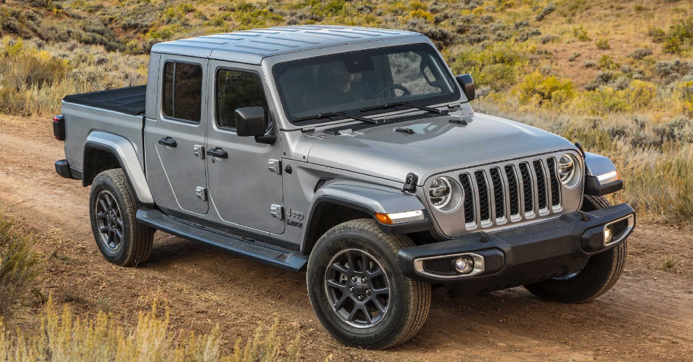 2021 Jeep Gladiator: A New Truck that's Growing Up