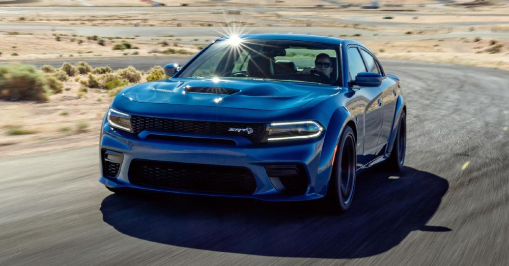 Rare is the Day You Don't Love this Dodge Charger
