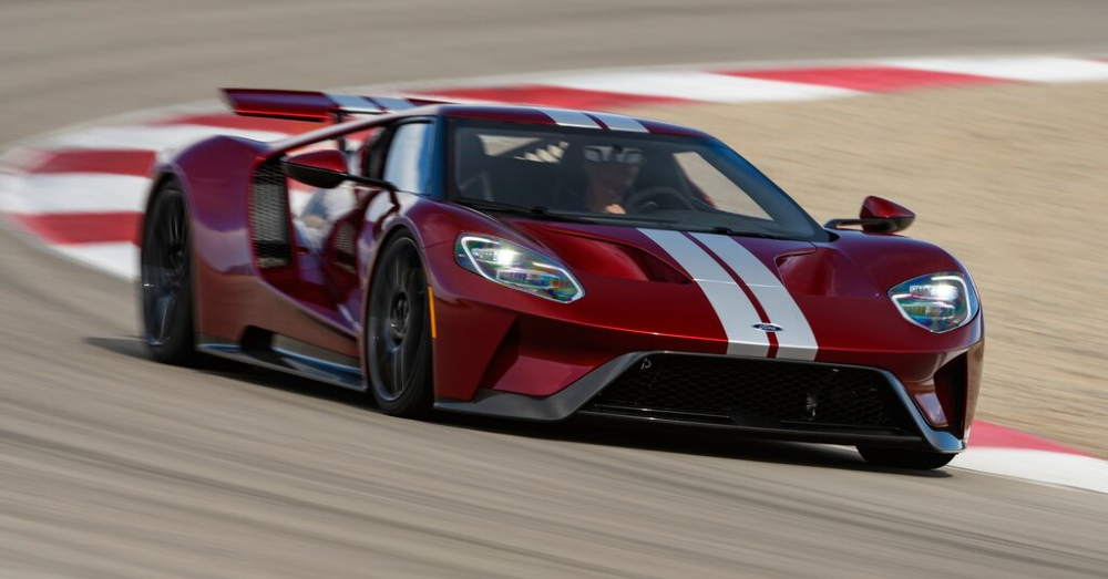 The Wheels that Capture the Ford GT Spirit