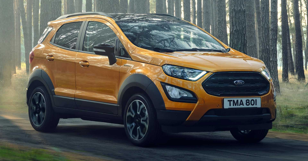 2021 Ford EcoSport: The Right Subcompact for Your Drive