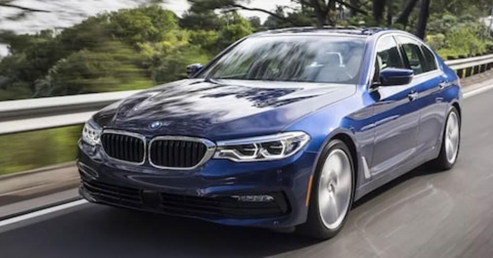 BMW 5 Series - Elegant Sportiness from BMW