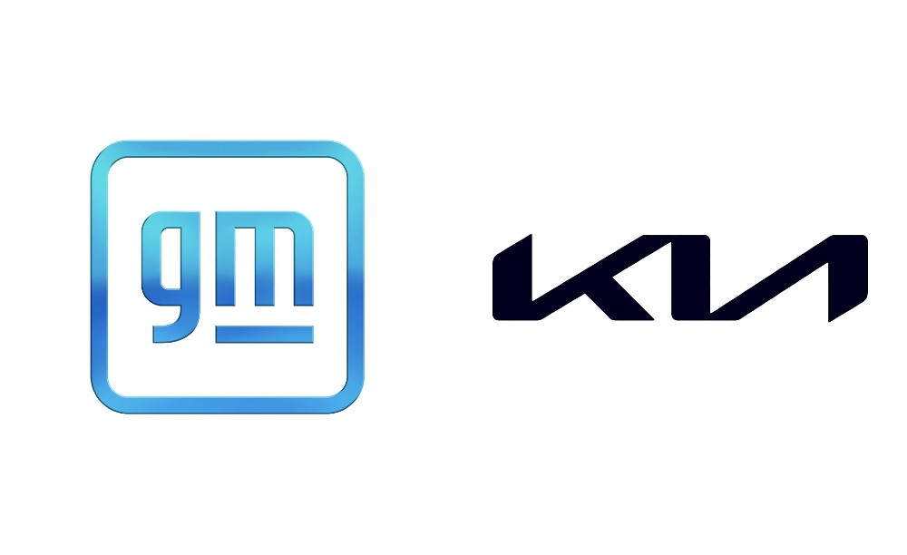 GM or Kia; Which Has the Better New Logo?