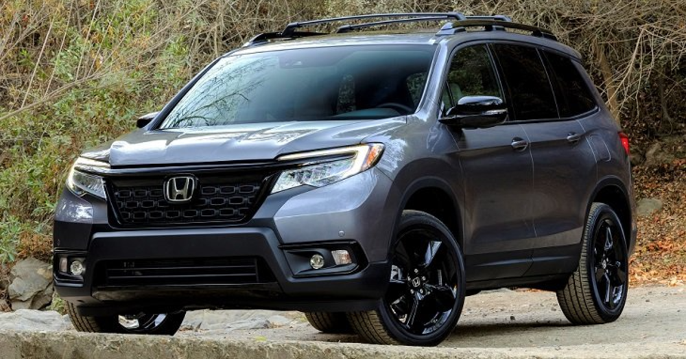 Honda Passport - The Gap has been Filled by Honda